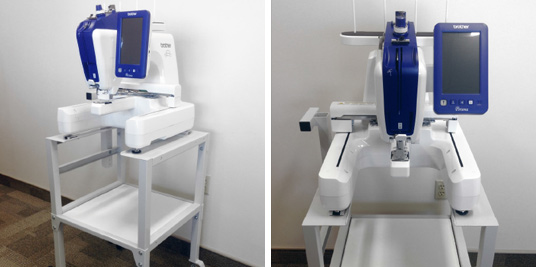 Embroidery Machine Stands