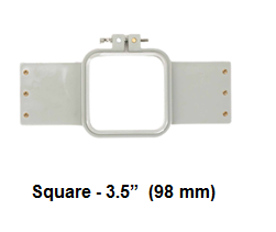 square Hoops 3.5