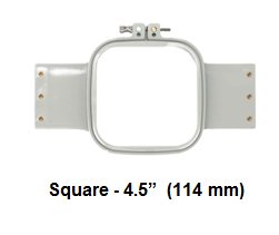 square Hoops 4.5
