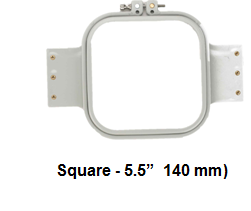 square Hoops 5.5
