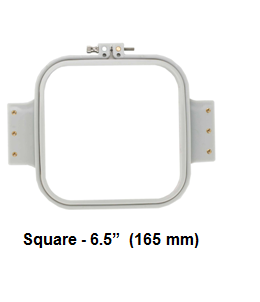 square Hoops 6.5