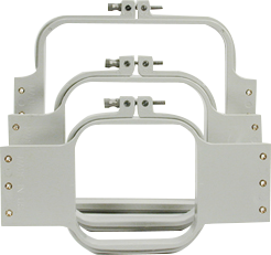 Square and Rectangular Hoops